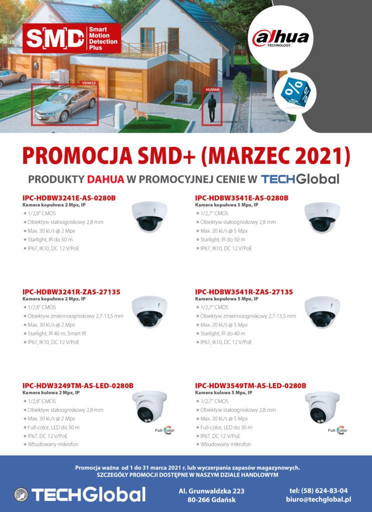 Promocja SMD+ marzec
